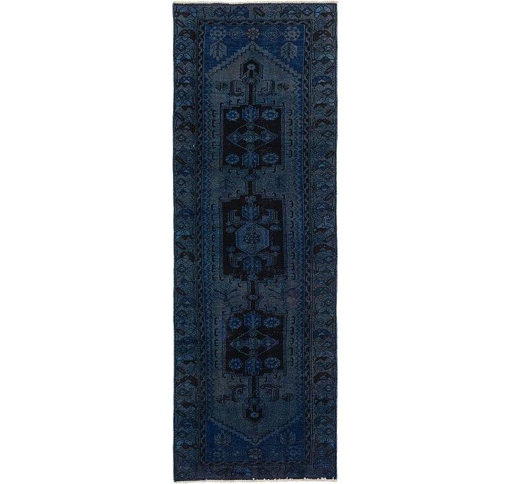 90cm x 272cm Ultra Vintage Persian R...