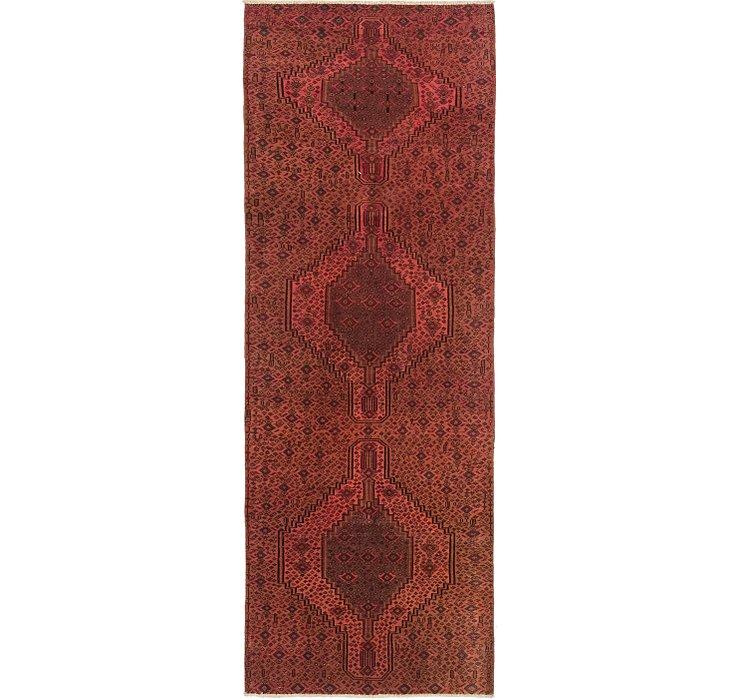 90cm x 270cm Ultra Vintage Persian R...