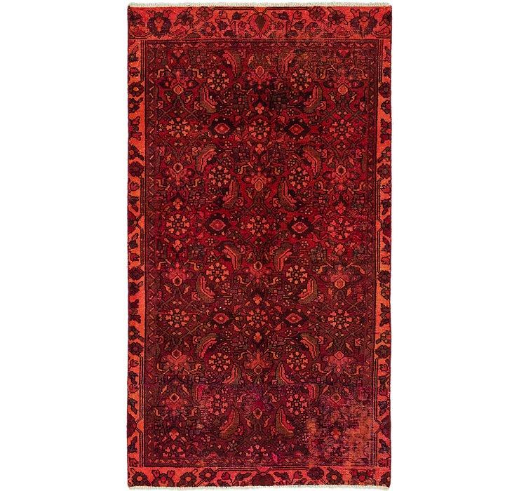 2' 10 x 5' 6 Ultra Vintage Persian Rug