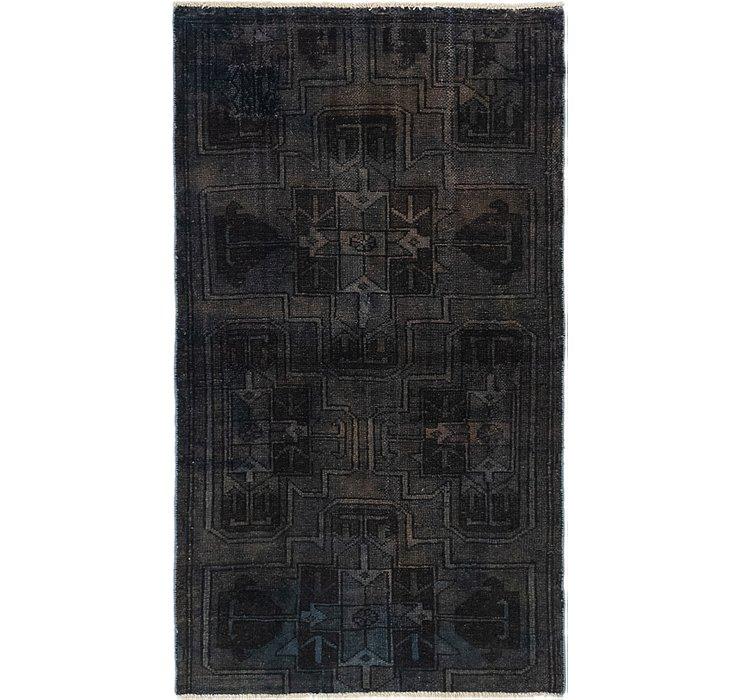 2' 10 x 5' 1 Ultra Vintage Persian Rug