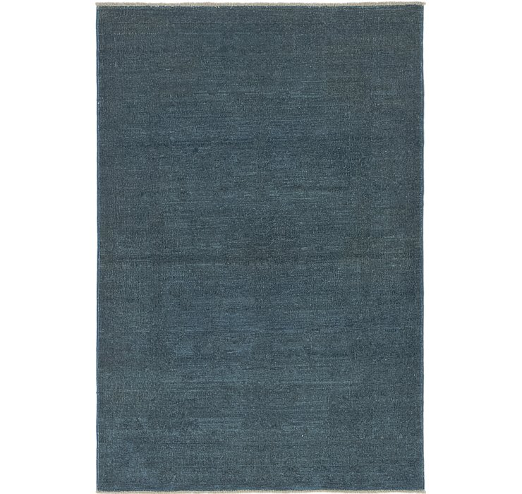 3' 3 x 4' 10 Over-Dyed Ziegler Rug