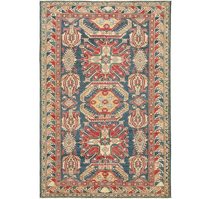 203cm x 305cm Kazak Oriental Rug