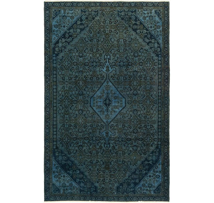 175cm x 285cm Ultra Vntage Persian Rug