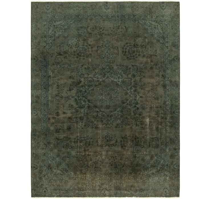 8' 6 x 11' 4 Ultra Vintage Persian Rug