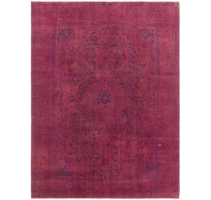 9' 4 x 12' 6 Ultra Vintage Persian Rug