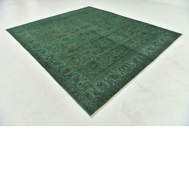 9' 8 x 10' 10 Ultra Vintage Persian Rug