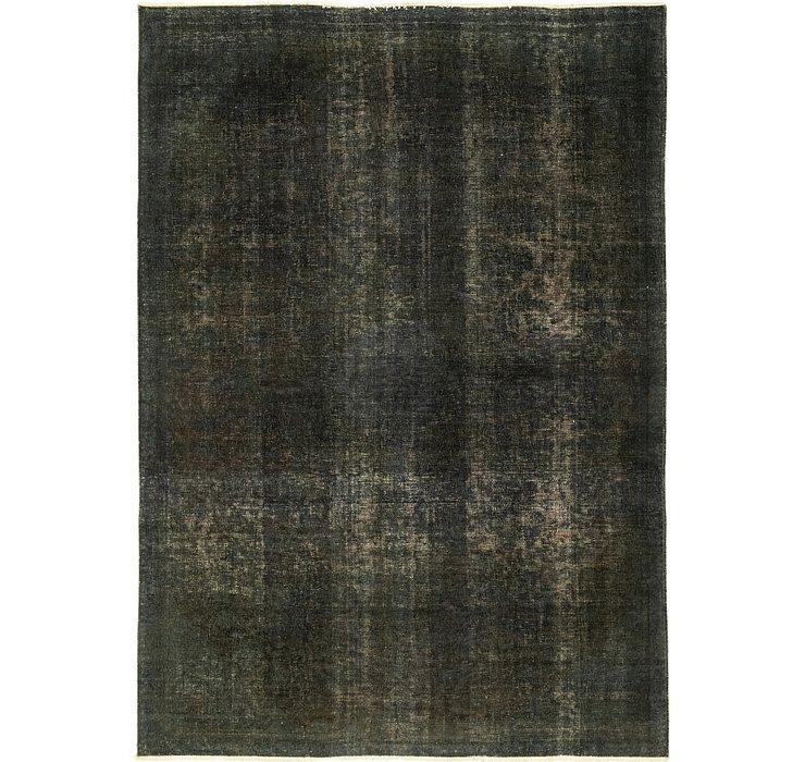 6' 9 x 9' 7 Ultra Vintage Persian Rug