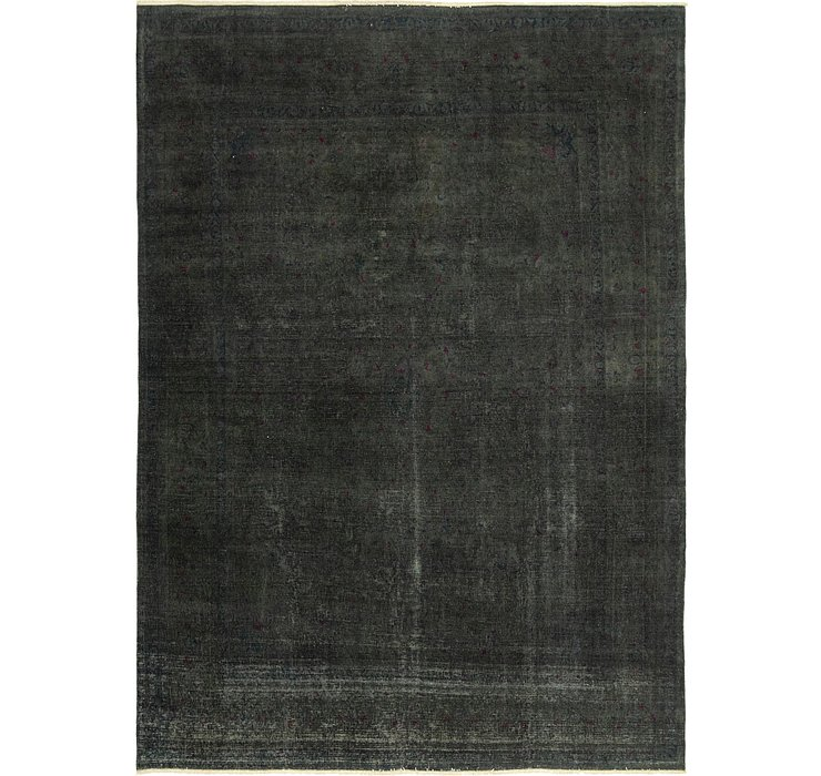 9' 1 x 12' 10 Ultra Vintage Persian Rug