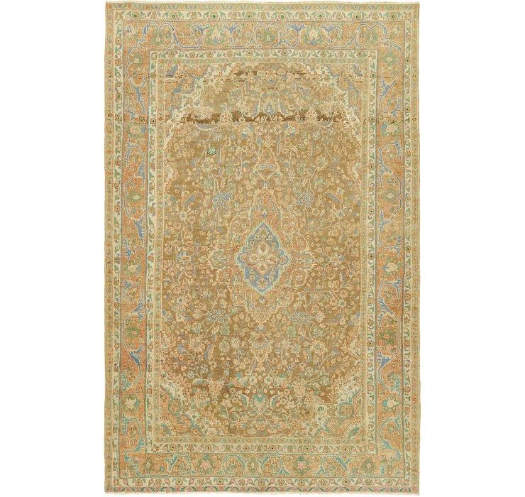 188cm x 315cm Ultra Vintage Persian Rug