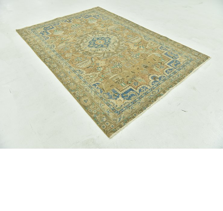5' 6 x 8' 1 Ultra Vintage Persian Rug