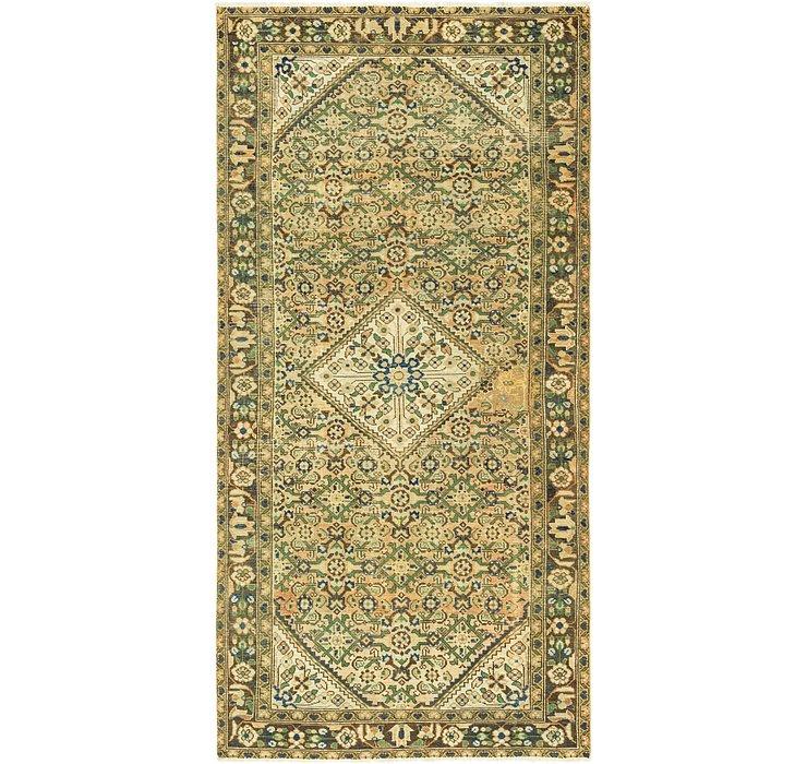5' 1 x 10' 8 Ultra Vintage Persian R...