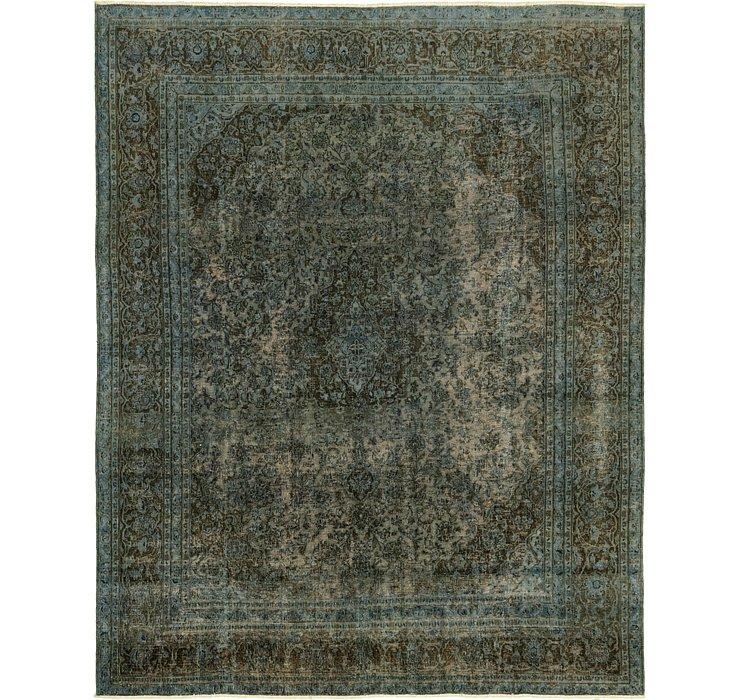 282cm x 353cm Ultra Vintage Persian Rug