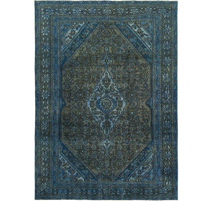 225cm x 318cm Ultra Vintage Persian Rug