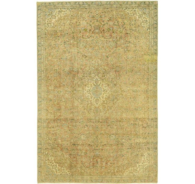 213cm x 323cm Ultra Vintage Persian Rug