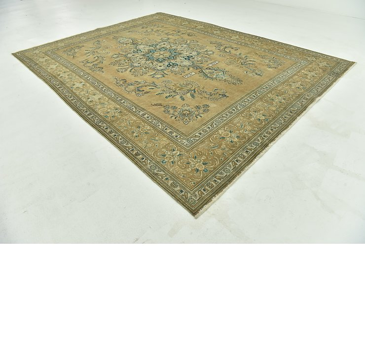 10' x 13' Ultra Vintage Persian Rug