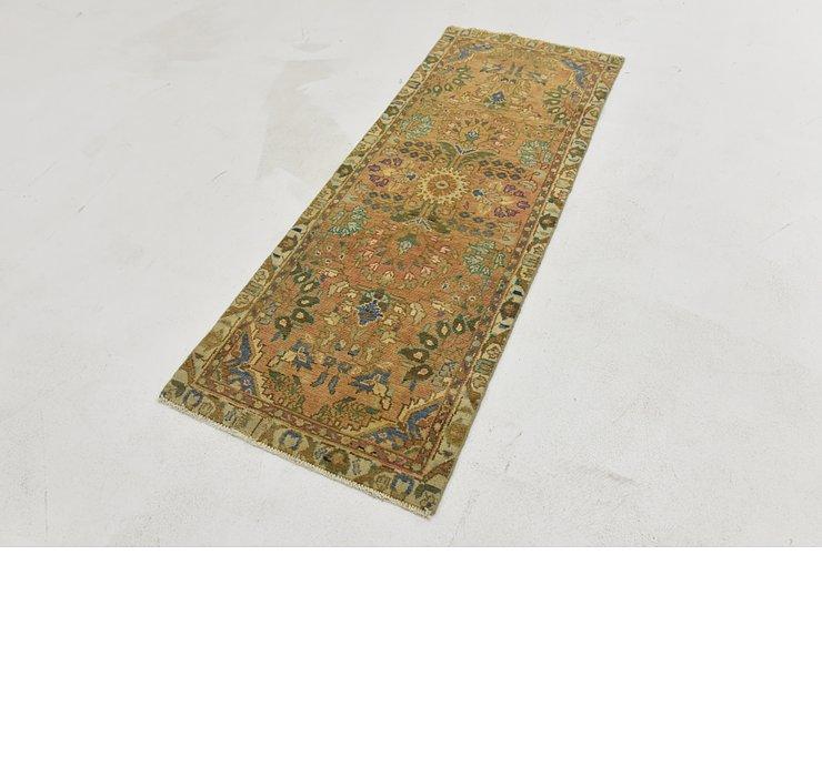2' 1 x 5' 8 Ultra Vintage Persian R...