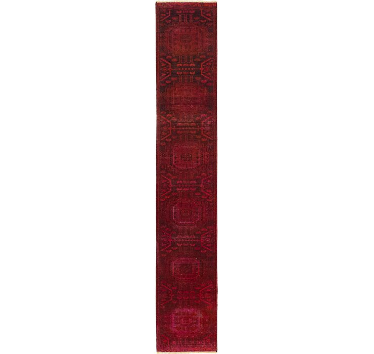 45cm x 267cm Ultra Vintage Persian R...