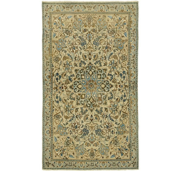 2' 9 x 5' Ultra Vintage Persian Rug