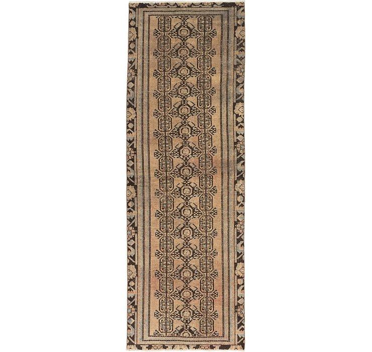 2' 11 x 9' 1 Ultra Vintage Persian R...