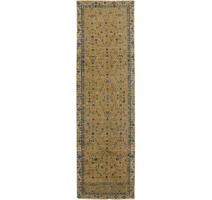 90cm x 338cm Ultra Vintage Persian R...