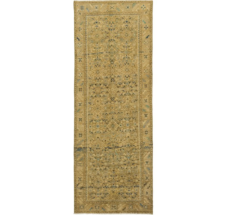 3' 3 x 9' 2 Ultra Vintage Persian R...
