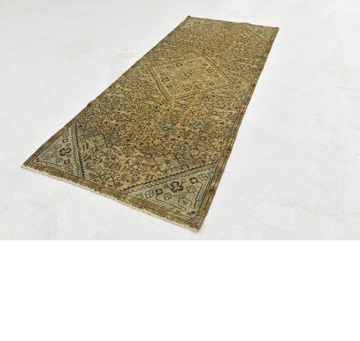 3' 8 x 8' 9 Ultra Vintage Persian R...