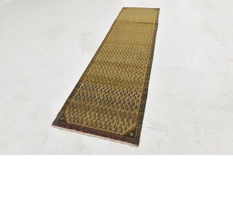 75cm x 290cm Ultra Vintage Persian R...