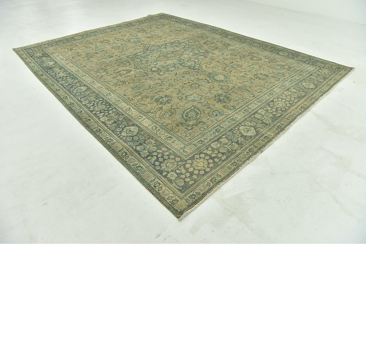 10' 2 x 13' Ultra Vintage Persian Rug