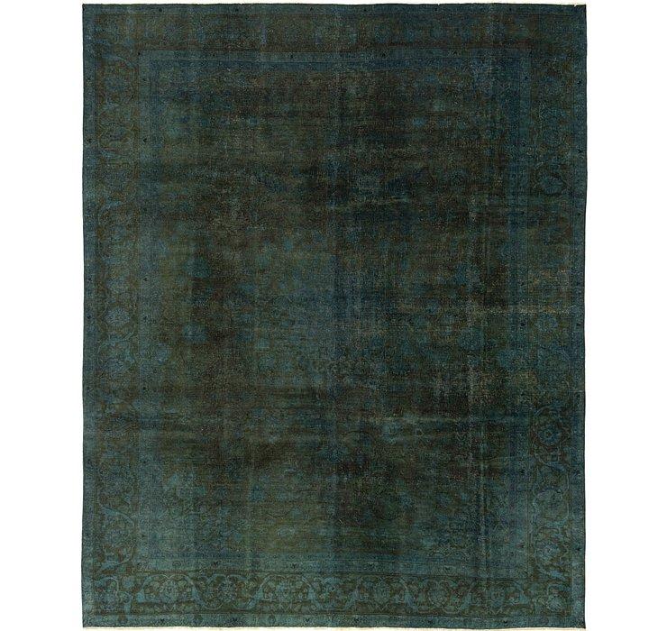 9' 5 x 11' 5 Ultra Vintage Persian Rug