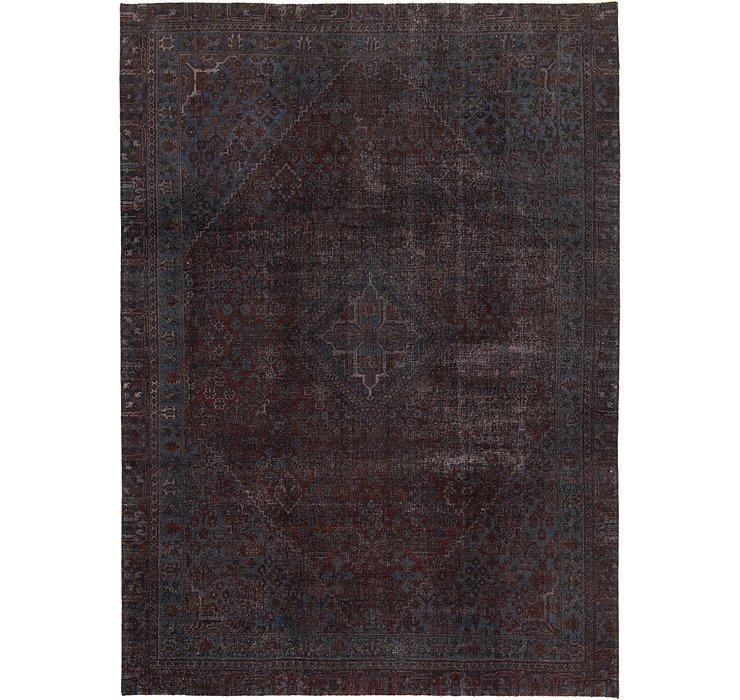 8' 6 x 11' 9 Ultra Vintage Persian Rug