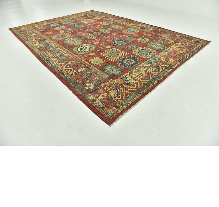 10' 1 x 14' 4 Kazak Persian Rug