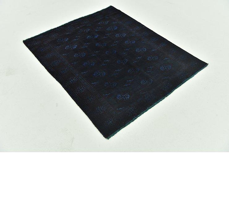 3' 8 x 4' 5 Ultra Vintage Persian Rug