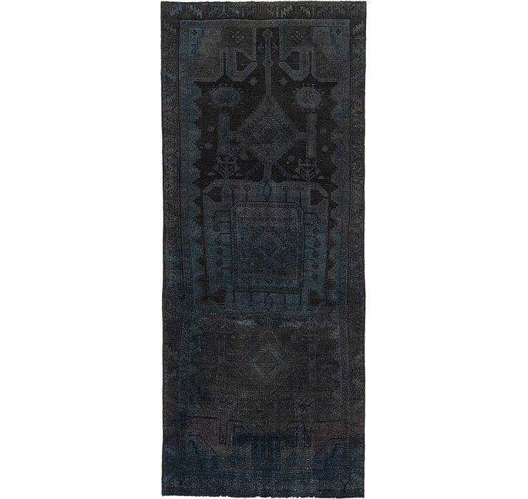 3' 9 x 9' 6 Ultra Vintage Persian R...