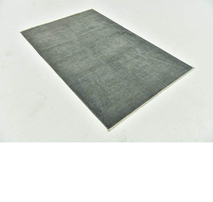 3' 10 x 6' 1 Over-Dyed Ziegler Rug