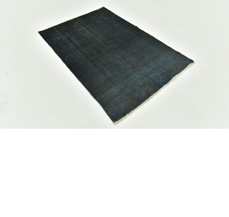 90cm x 137cm Ultra Vintage Persian Rug