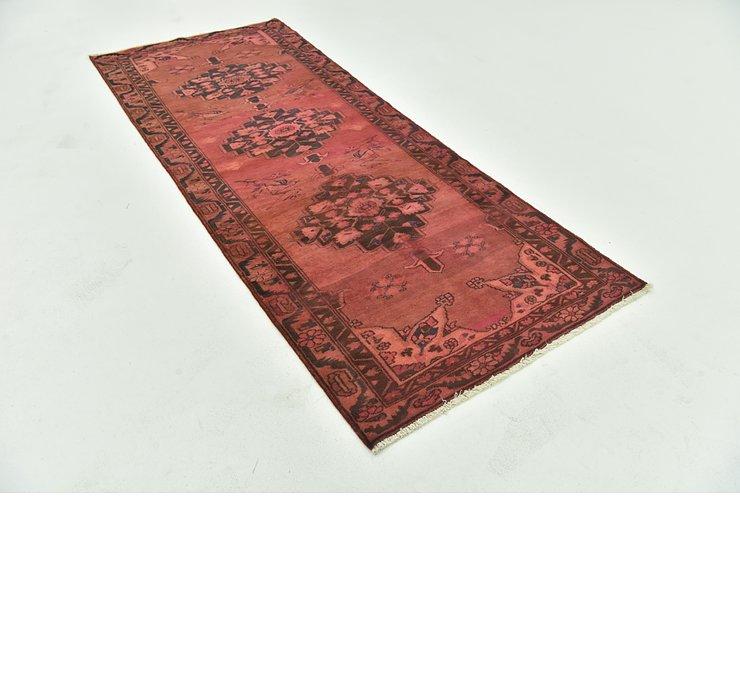 3' 4 x 8' 8 Ultra Vintage Persian R...