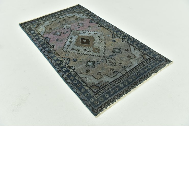 105cm x 175cm Ultra Vintage Persian Rug