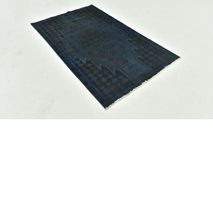 107cm x 183cm Ultra Vintage Persian Rug
