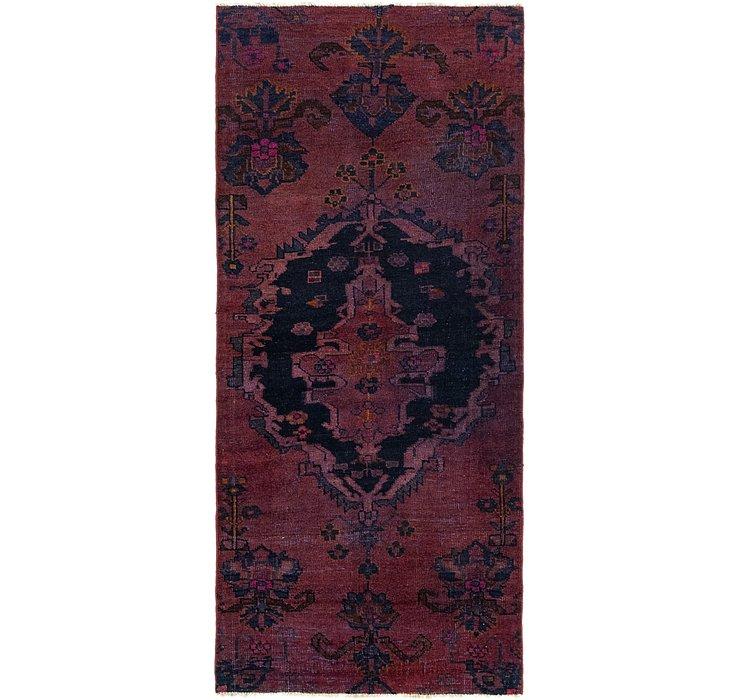 2' 8 x 6' 1 Ultra Vintage Persian R...