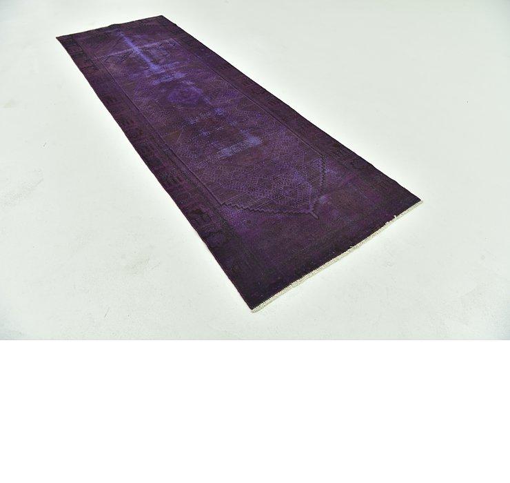 97cm x 297cm Ultra Vintage Persian R...
