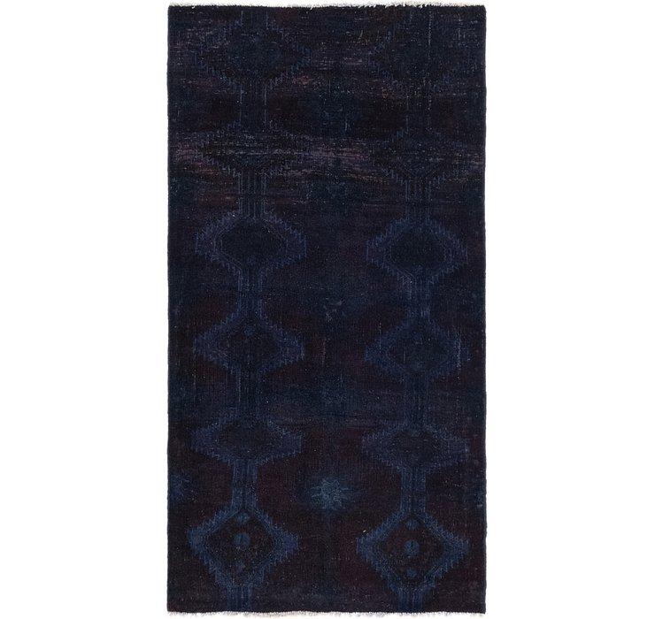 2' 7 x 5' Ultra Vintage Persian Rug