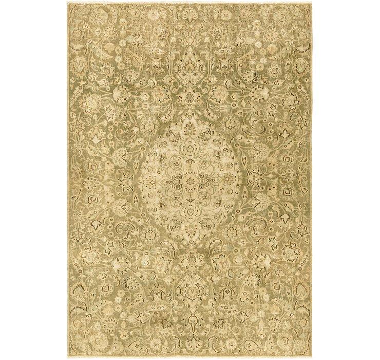 6' 8 x 9' 7 Ultra Vintage Persian Rug