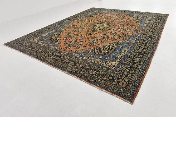 10' 5 x 14' Shahrabad Persian Rug