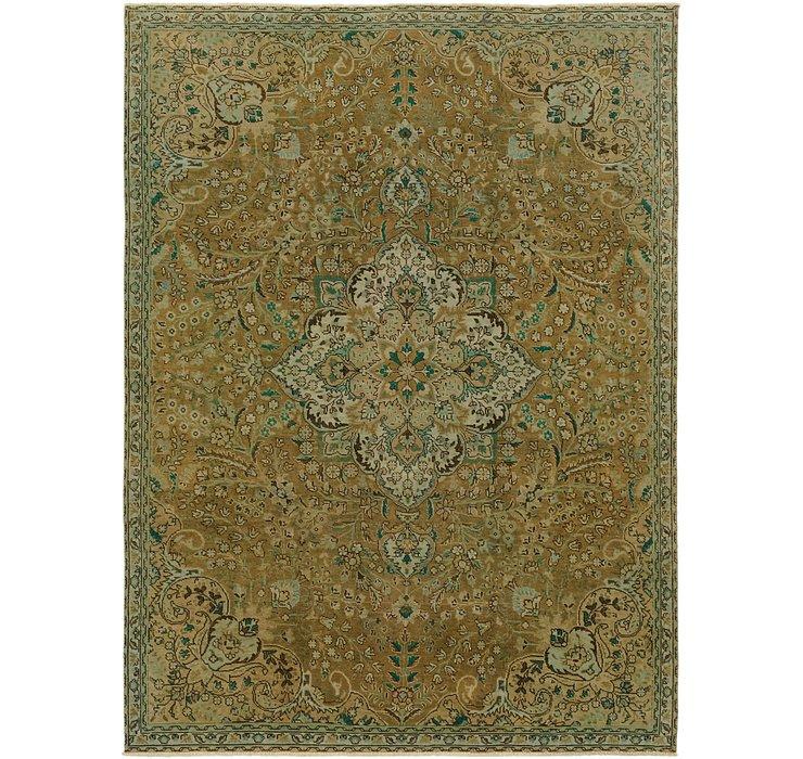 9' 4 x 10' 10 Ultra Vintage Persian Rug