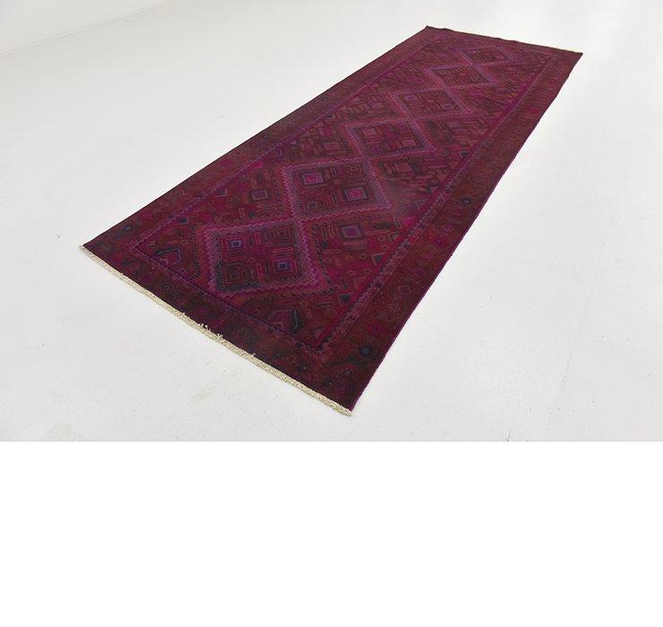 130cm x 335cm Ultra Vintage Persian R...
