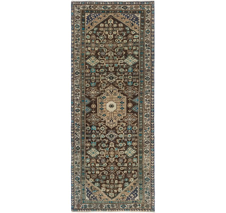 3' 6 x 9' 2 Ultra Vintage Persian R...