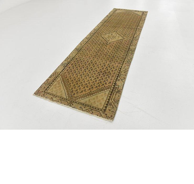 3' x 10' Ultra Vintage Persian R...