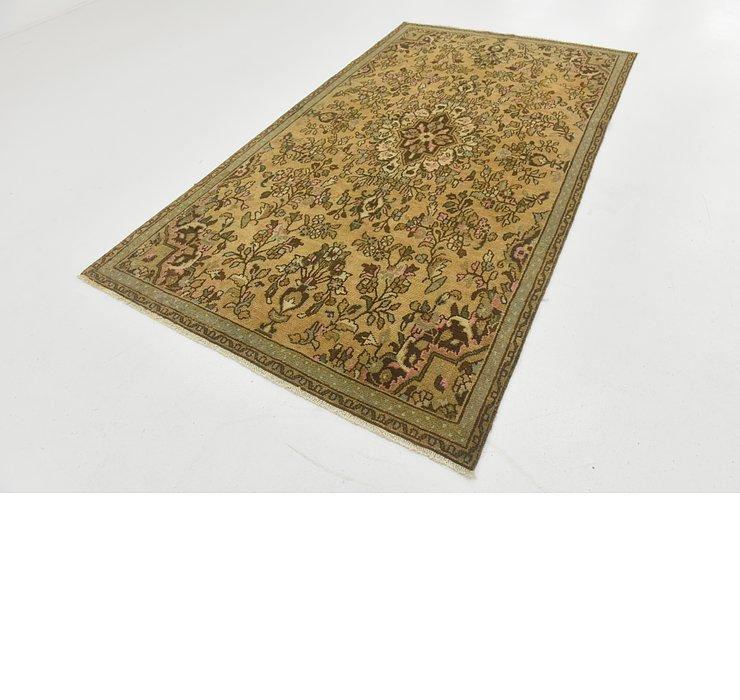 4' 8 x 8' 6 Ultra Vintage Persian Rug
