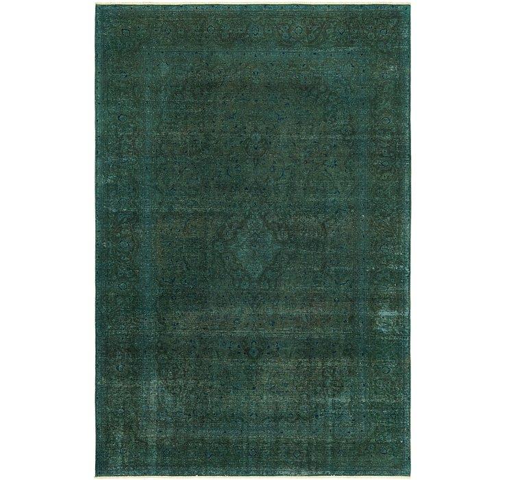 7' 8 x 11' 10 Ultra Vintage Persian Rug