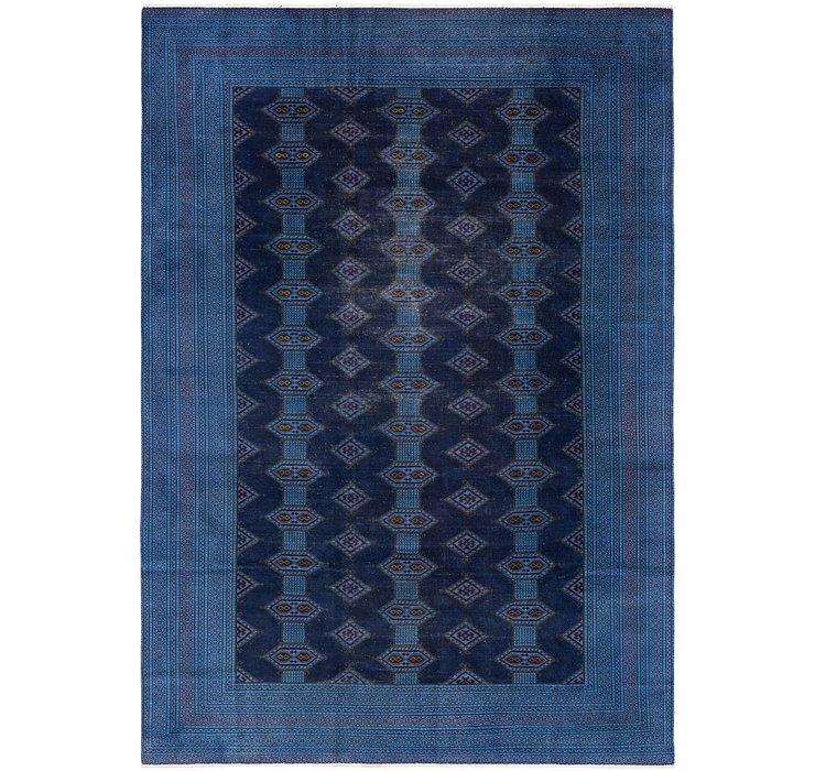 6' 4 x 9' 2 Ultra Vintage Persian Rug